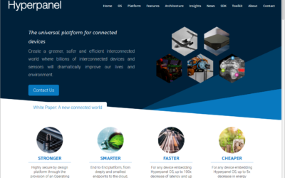 Hyperpanel new website