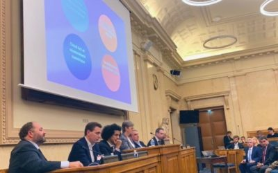 Hyperpanel OS invited to the French National Assembly