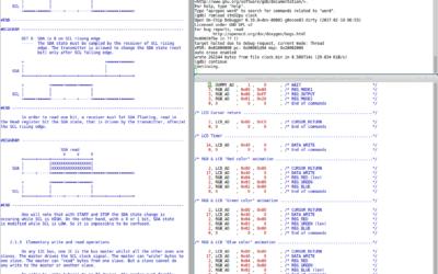 New I2C compatibilites & support