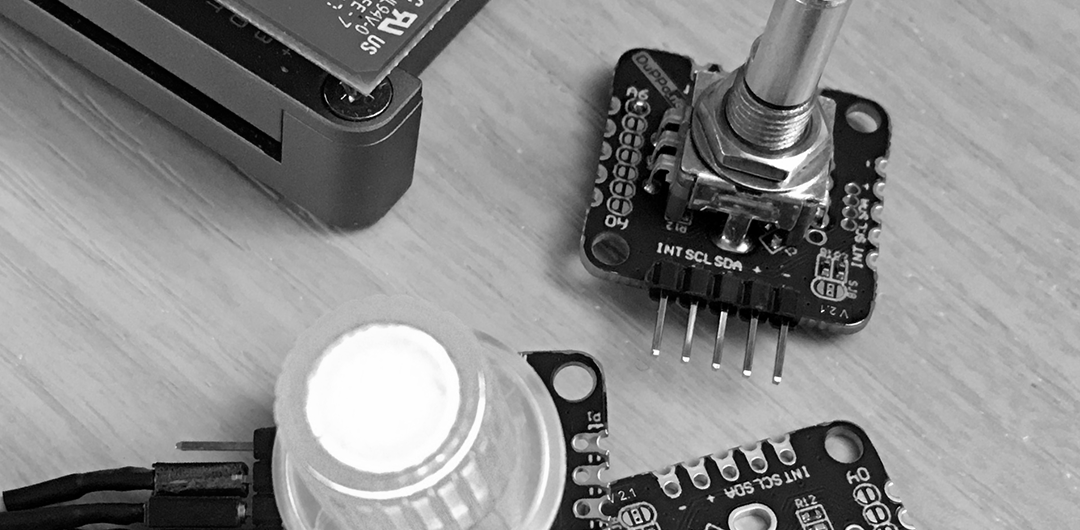 New tutorial about Pyboard Illuminated encoder | #226