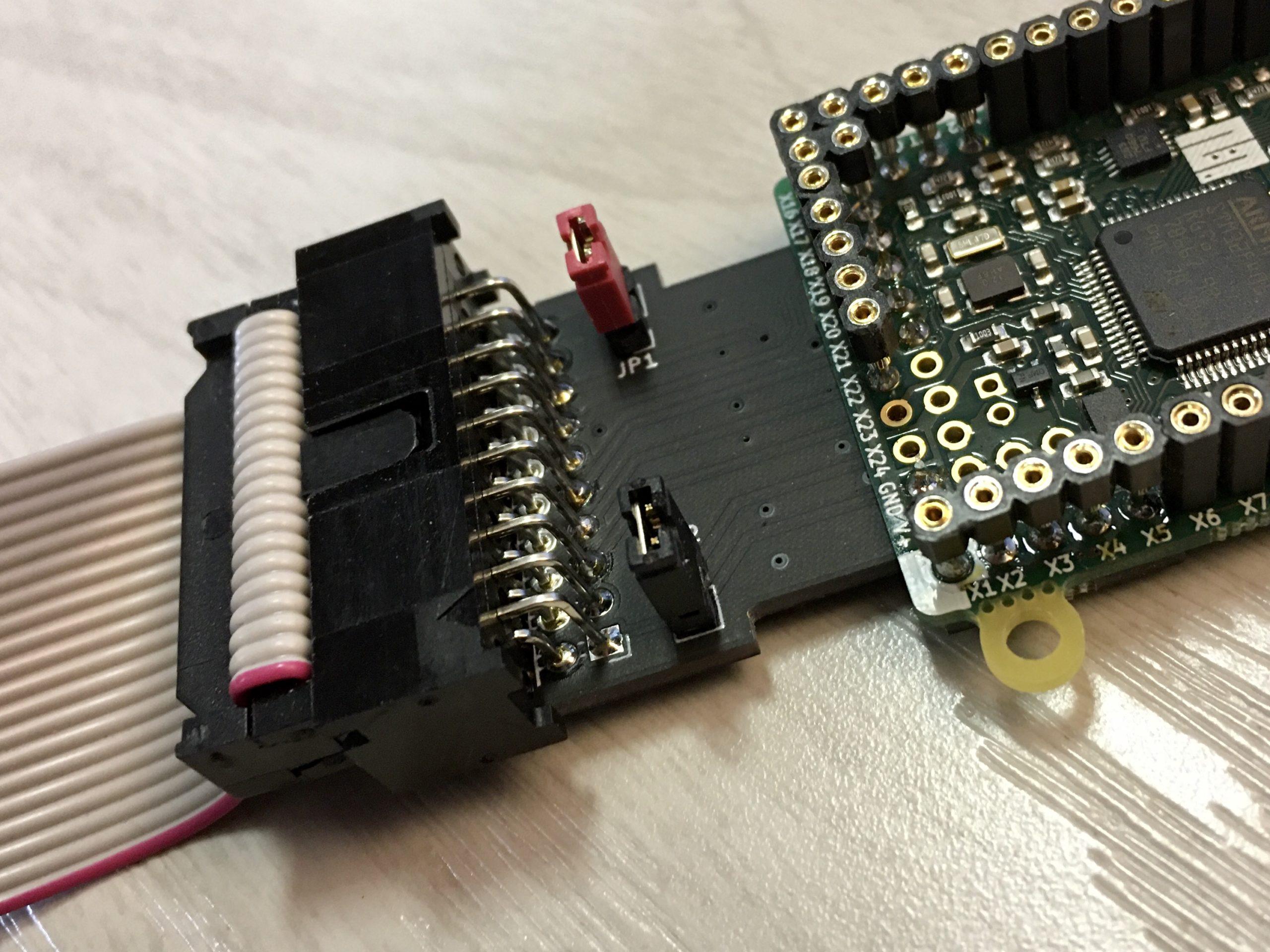 News - Pyboard PCB