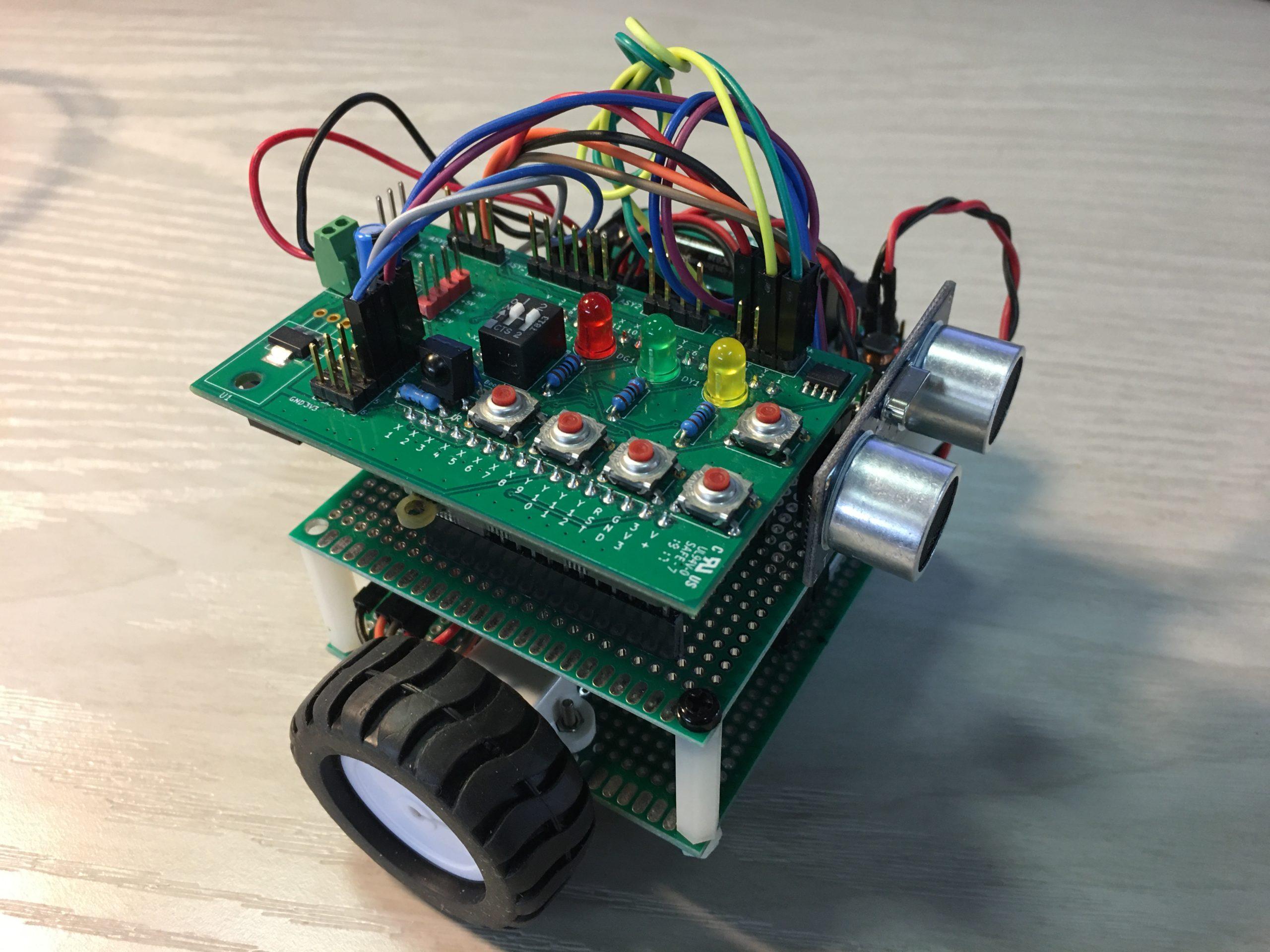 Robot - Hyperpanel OS powered